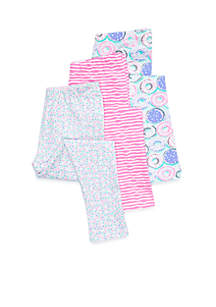 Girls 4-10 Legging Set