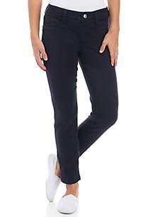 Girls 7-16 Super Soft Twill Pants