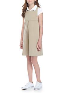 Uniform Jumper Dress Girls 7-16