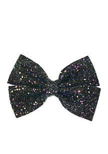 Girls Glitter Hair Bow