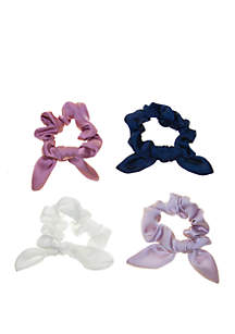 Crown & Ivy™ Toddler Girls Bow Scrunchies