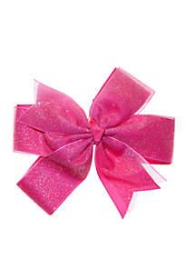 Toddler Girls Jeweled Jumbo Bow