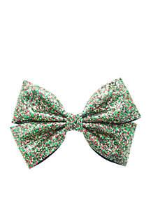 Jumbo Glitter Bow