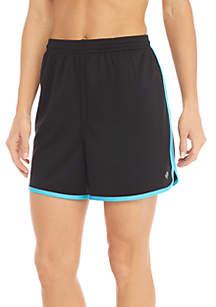 Girls 7-16 Dot Print Shorts