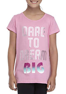 Girls 7-16 Strappy Back Dream Tee