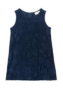 Girls 2-6x Lace Dress