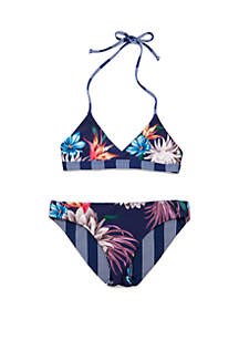 fdd24da7383 ... Swim Cover Up · Splendid Girls Girls 7-16 Off Tropic Reversible Wrap  Triangle Top and Retro Bottom Bikini