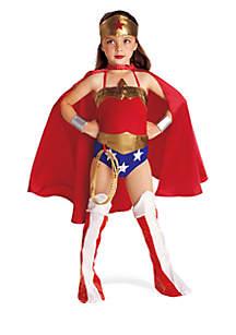 5cb76382592 ... Rubie s Girls 7-16 Justice League DC Comics Wonder Woman Costume