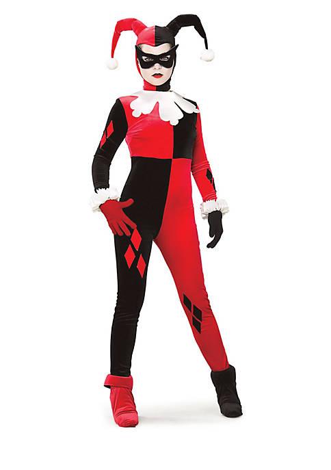 Rubie's Harley Quinn Gotham Girls Womens Costume