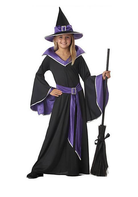 Rubie's Girls 7-16 Incantasia The Glamour Witch Child
