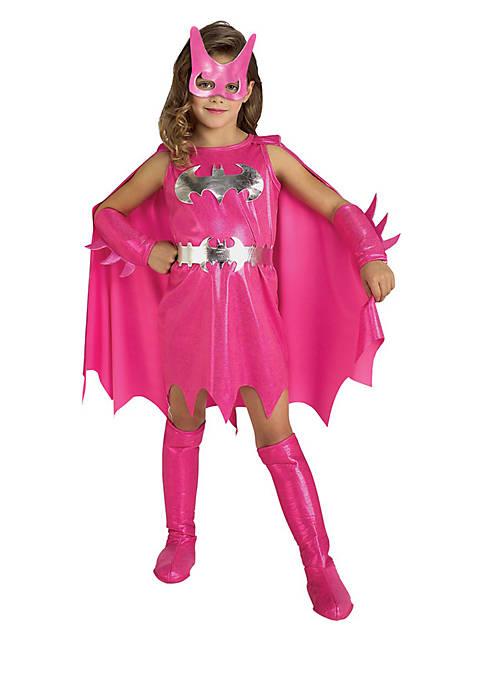 Rubie's Girls 7-16 Pink Batgirl Costume