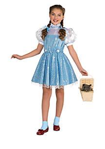 Rubie's Girls 7-16 The Wizard of Oz Dorothy Costume