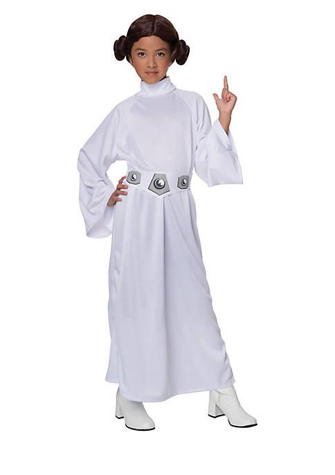 Girls 7-16 Star Wars Princess Leia Child Costume