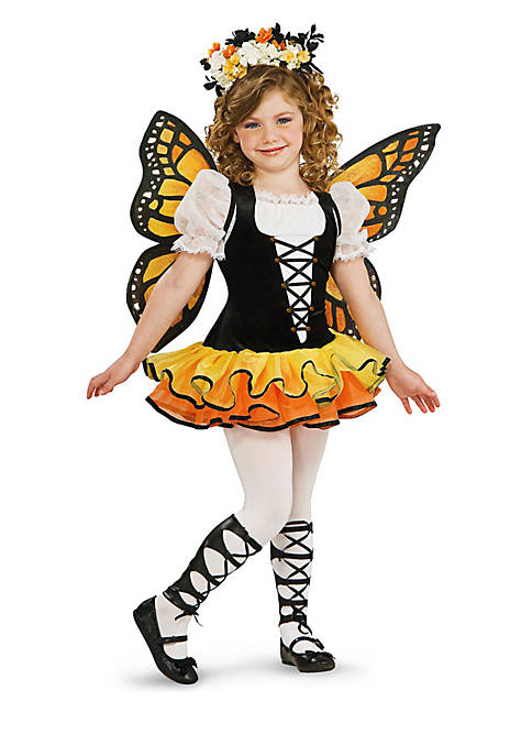 Rubie's Girls 7-16 Monarch Butterfly Costume