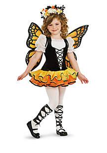 Rubie's Girls 7-16 Monarch Butterfly Costume