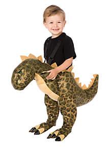 Boys 4-7 Plush T-Rex Child Costume