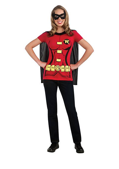 Rubie's Robin -Female T-Shirt Adult Costume Kit