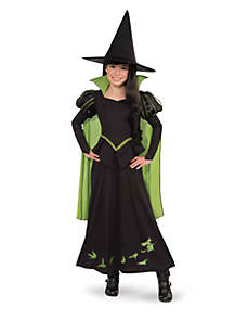 Girls 7-16 Wizard of Oz - Wicked Witch Of The West Costume