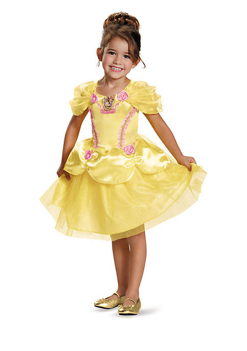Rubie's Girls 4-6x Disney Princess Belle Classic Costume