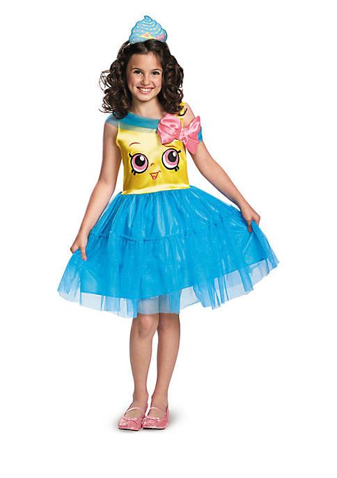 Rubie's Girls 7-16 Shopkins Cupcake Queen Costume