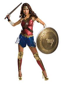 Rubie's Batman v Superman Dawn of Justice - Wonder Woman Grand Heritage Adult Costume