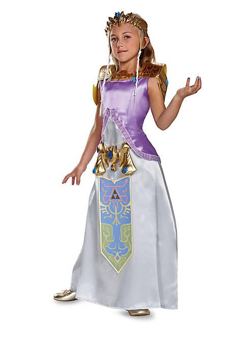 Rubie's Girls 7-16 Legend of Zelda Princess Zelda