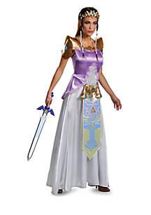 Rubie's Legend of Zelda Princess Zelda Deluxe Women's Costume