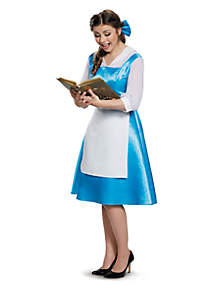 Rubie's Beauty and the Beast Belle Blue Dress Women's Costume