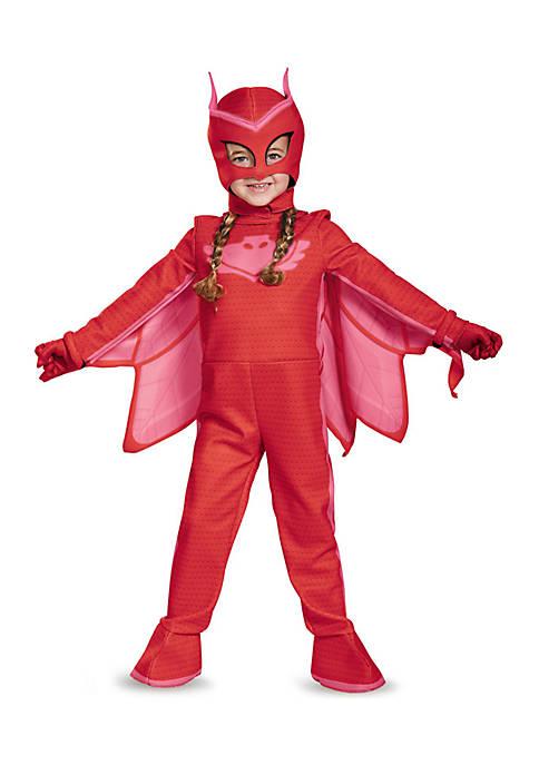 Rubie's Girls 4-6x PJ Masks Owlette Deluxe Costume