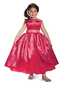 Rubie's Girls 7-16 Elena of Avalor Ball Gown Deluxe Child Costume
