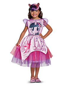 Rubie's Girls 7-16 My Little Pony Twilight Sparkle Classic Costume