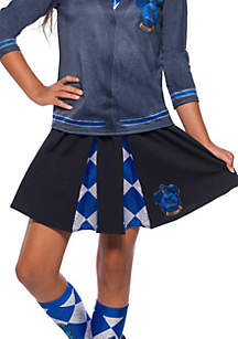 Rubie's Girls 7-16 The Wizarding World Of Harry Potter Ravenclaw Skirt