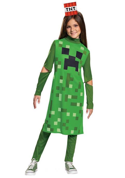 Disguise Girls 4-6x Creeper Girl Classic Costume