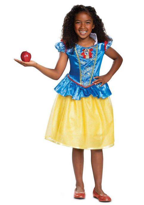 Disguise Girls 7-16 Snow White Classic Costume