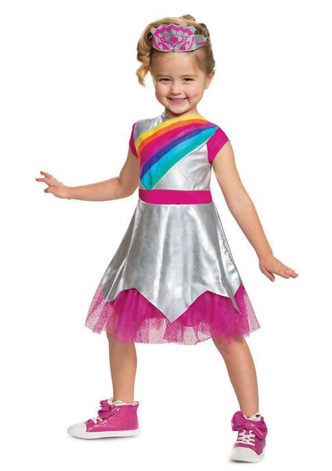 Disguise Girls 4-6x Rainbow Rangers Rosie Classic Costume