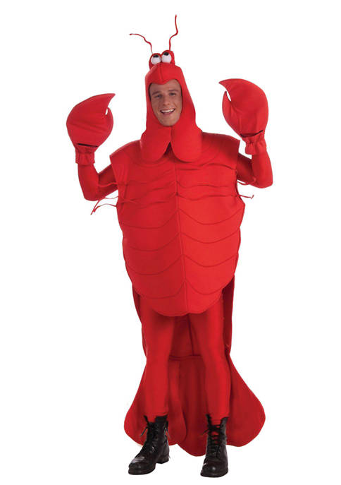 Forum Adult Mardi Gras Craw Daddy Costume
