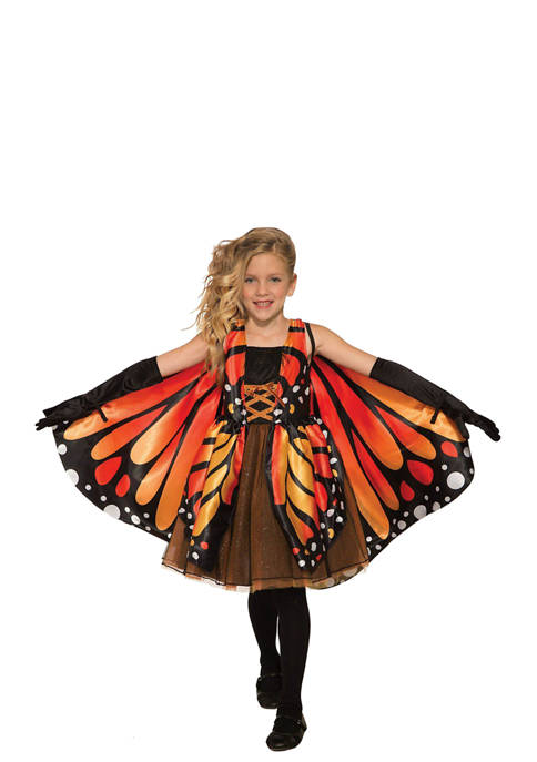 Forum Girls 7-16 Butterfly Girl Costume