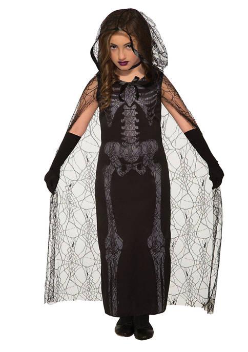 Forum Girls 7-16 Graveyard Spirit Dress Costume