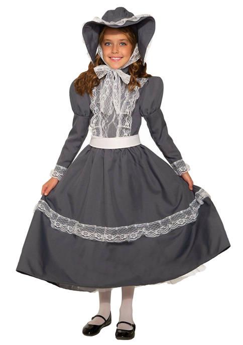 Forum Girls 7-16 Prairie Girl Costume