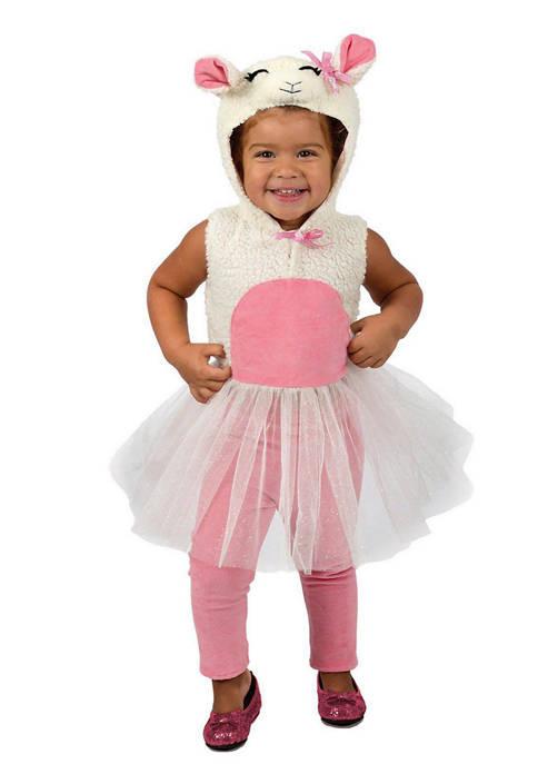 Princess Paradise Girls 4-6x Liza Lamb Costume