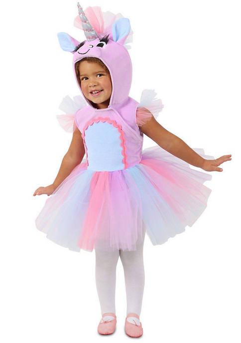 Princess Paradise Girls 4-6x Pastel Unicorn Dress