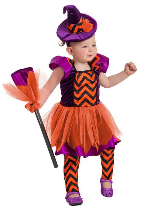 Princess Paradise Girls 4-6x Wicked Wendy Costume
