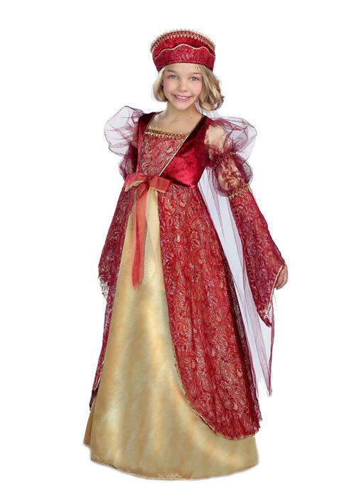 Princess Paradise Girls 7-16 Princess Anne Costume