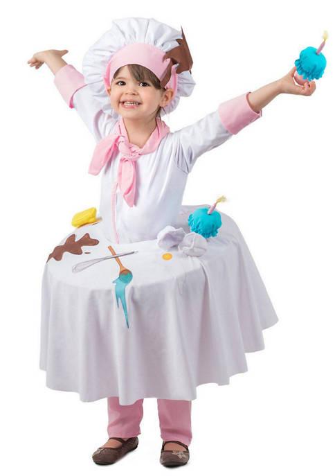 Princess Paradise Girls 7-16 Messy Baker Table Top
