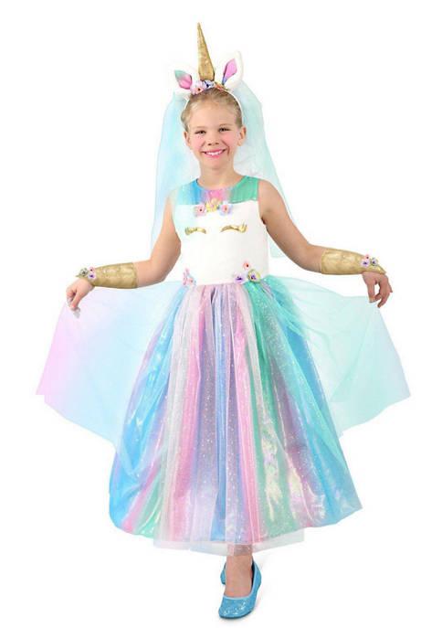 Princess Paradise Girls 7-16 Lovely Lady Unicorn Costume