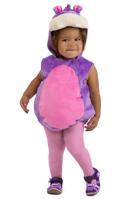 Princess Paradise Girls 4-6x Halley the Hippo Costume