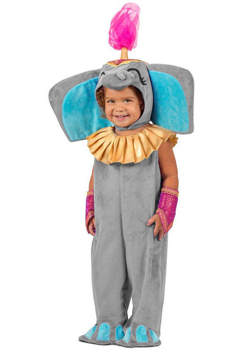 Princess Paradise Big Kids Circus Elephant Costume