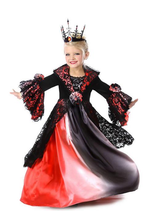 Princess Paradise Girls 4-6x Valentina the Vampire Costume