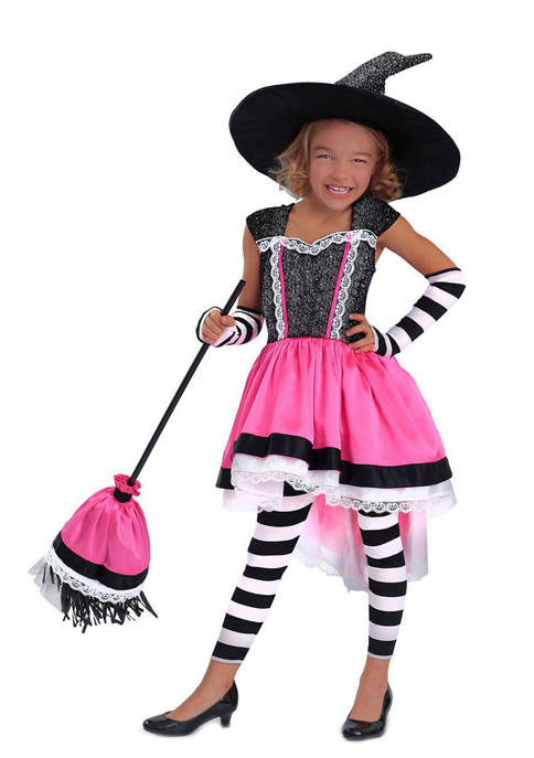 Princess Paradise Girls 7-16 Luna the Witch Costume