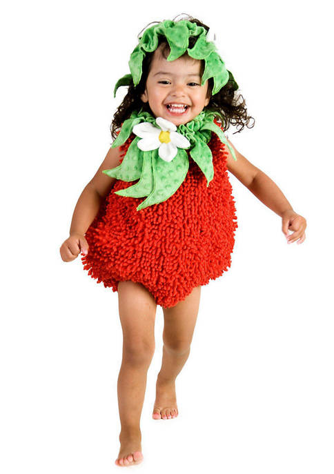 Princess Paradise Girls 4-6x Suzie Strawberry Costume